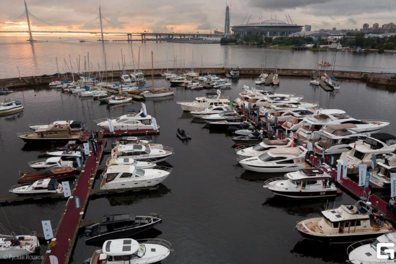 St. Petersburg International Boat Show 2018